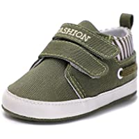 QGAKAGO Infant Baby Boy Soft Sole Boat Shoe Casual Shoes