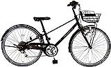C.Dream(シードリーム) エクスカリバー XC46 24インチ 子供自転車 ブラック 100%組立済み発送