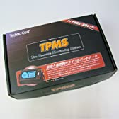 Techno Gear タイヤ空気圧モニタリングシステム4輪用