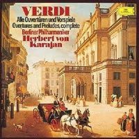 Verdi: Overtures & Preludes by Verdi (2013-11-13)