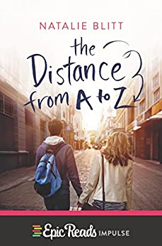 The Distance from A to Z by [Blitt, Natalie]