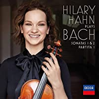 Hilary Hahn plays Bach: Violin Sonatas Nos. 1 & 2; Partita No. 1 [12 inch Analog]