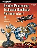 Aviation Maintenance Technician Handbook?Airframe Vol.1 eBundle
