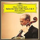 バッハ:無伴奏チェロ組曲第1番、第3番、第5番 画像