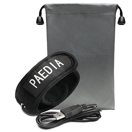PAEDIA 結露防止 カメラレンズヒーター 収納袋付き PA-03 改良版 夜露 曇り 対策 USB レンズウォーマー