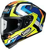 ショウエイ(SHOEI) バイクヘルメット フルフェイス X-Fourteen BRINK(ブリンク) TC-1 (RED/BLUE) XS (53~54cm) -