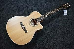 MORRIS S-701 アコースティックギター スタンド&チューナー付
