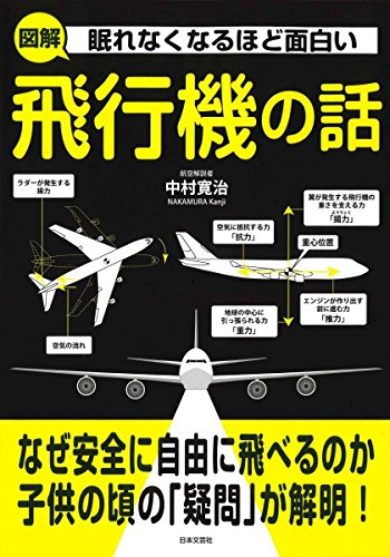 眠れなくなるほど面白い 図解 飛行機の話