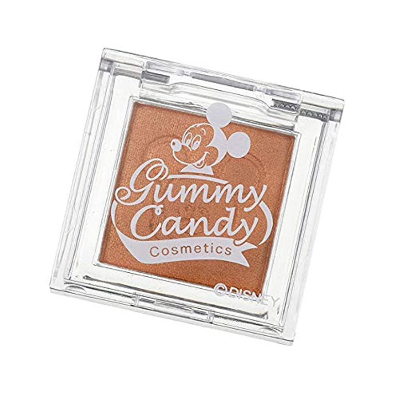 ディズニーストア(公式)アイシャドウ ミッキー オレンジ Gummy Candy Cosme