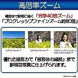 Canon コンパクトデジタルカメラ PowerShot SX730 HS シルバー 光学40倍ズーム PSSX730HS(SL) 画像
