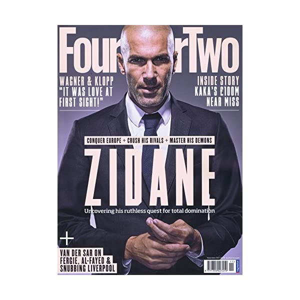 Four Four Two [UK] Novem...の商品画像