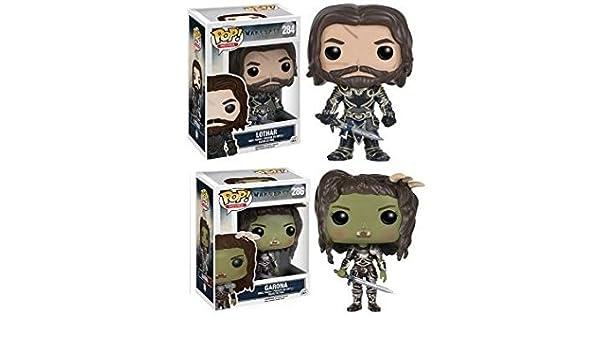 Vinyl Figure New in Box Warcraft Movie LOTHAR Funko POP