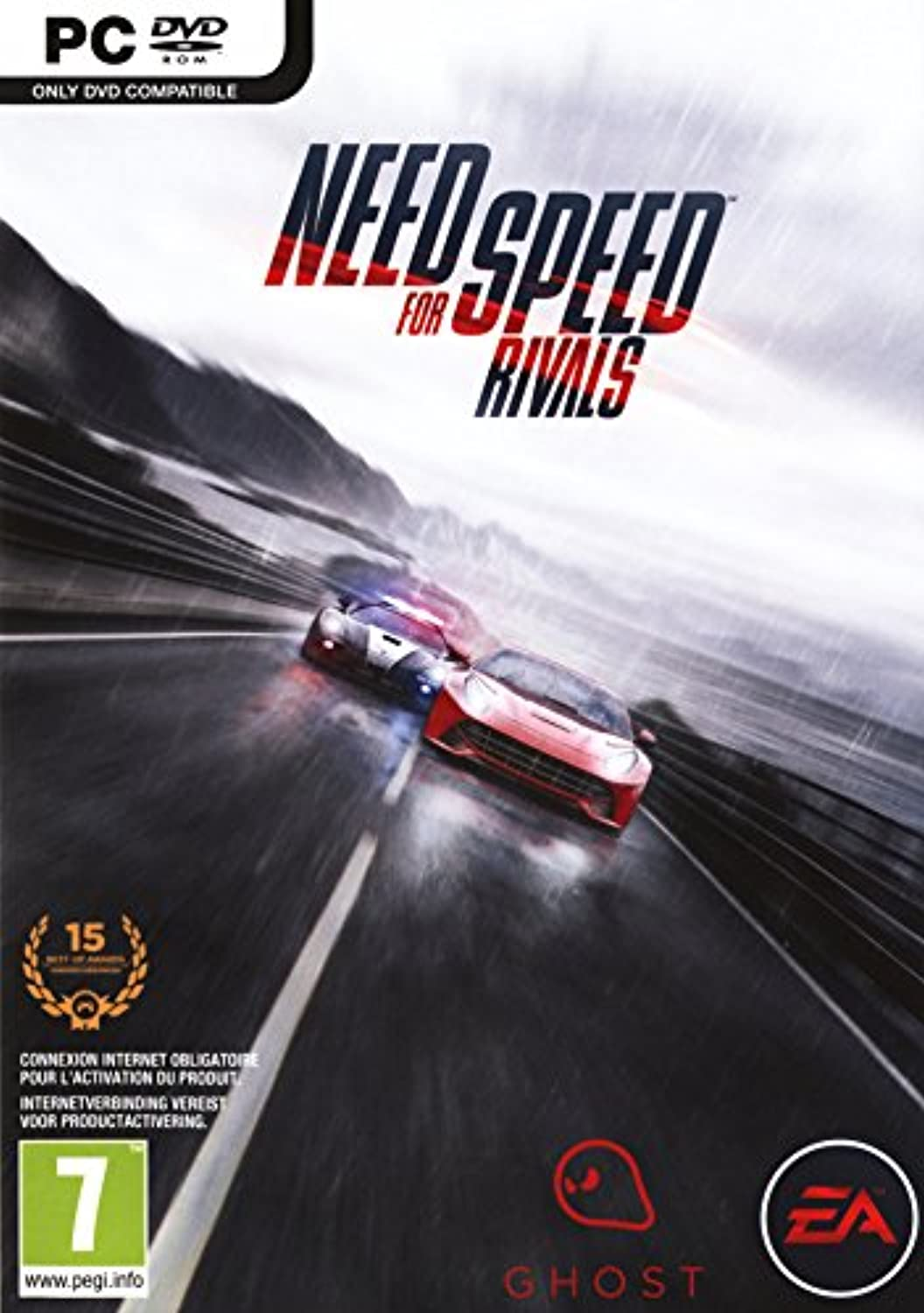 Need For Speed Rivals (PC DVD) (輸入版)