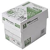 コピー用紙 B5 ペーパーワイドプロ 日本色 紙厚0.09mm 2500枚(500×5) AIK004