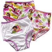 ドーラといっしょに大冒険 子供下着 女の子パンツ3枚組 ピンク サイズ【2~3】 並行輸入品