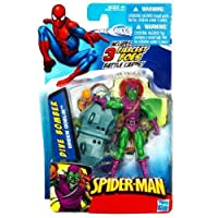 SpiderMan 2010 Series One 3 3/4 Inch Action Figure Dive Bomber Green Goblin [並行輸入品]