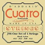 D'Addario ダダリオ クアトロ弦 Cuatro-Venezuela Strings J98