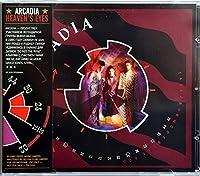 ARCADIA Heaven's Eyes 20th Anniversary Edition CD OBI