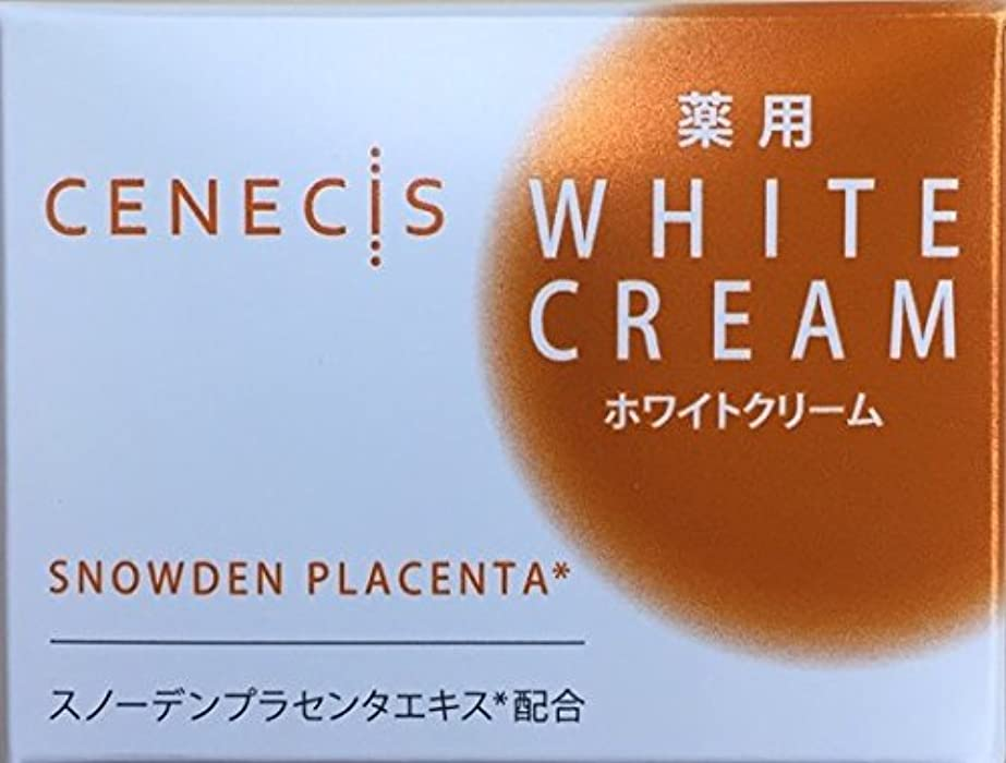 説得ことわざ詳細にスノーデン セネシス 薬用ホワイトクリーム 40g