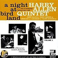 Night at Birdland 1 by Harry Allen