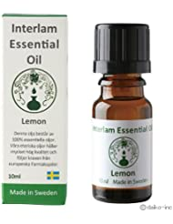 Interlam Essential Oil レモン 10ml