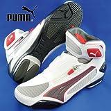 PUMA(プーマ) MOTO モト 250パーフ ライディングシューズ WH/D.GRY/RD EUR39