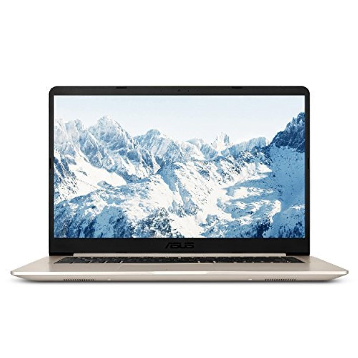 ネックレス手荷物カーフASUS VivoBook S Full HD Laptop Intel Core i7-8550U NVIDIA GeForce MX150 8GB RAM 256GB SSD + 1TB HDD Windows 10 15.6 S510UN-EH76 [並行輸入品]