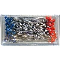 森川製針 キルト用待針 100本入 0.5mmx48mm [88] P3-3