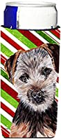 Norfolk Terrier Puppy Candy CaneクリスマスUltra Beverage Insulators forスリム缶sc9807muk