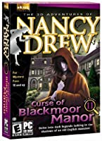 Nancy Drew: Curse of Blackmoor Manor - PC [並行輸入品]