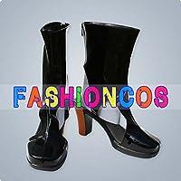 ★サイズ選択可★女性24CM UA1267 超時空要塞マクロスF シェリル・ノーム コスプレ靴 ブーツ