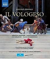 Jommelli: Il Vologeso [Blu-ray]