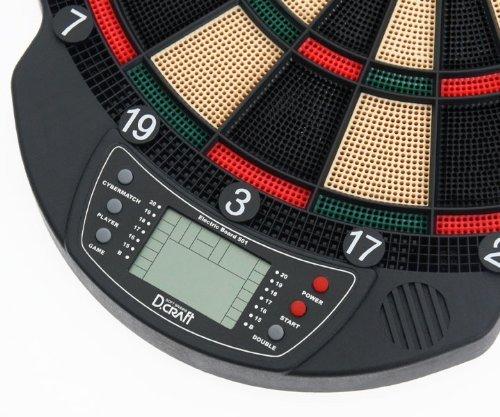ソフトダーツボード 電子ボード ElectricBoard501 エレクトリックボード501 25%超硬Tip&リップポイント付き