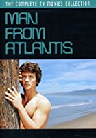 Man From Atlantis: Complete TV Movies Collection [DVD] [Import]