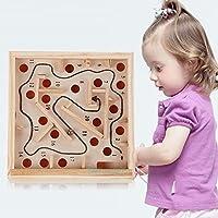 mazimark-children教育玩具木製迷路ゲームおもちゃ子供知的開発ギフト