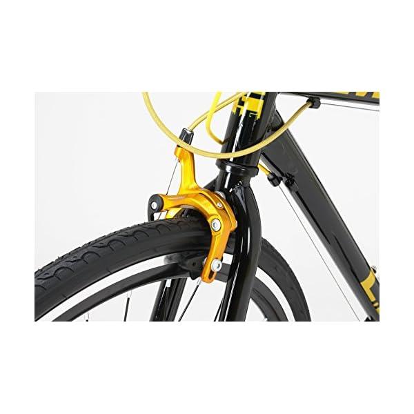 LIG(リグ) クロスバイク 700C シマ...の紹介画像11