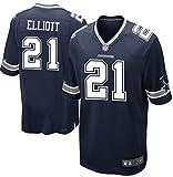 NFLダラス・カウボーイズ# 21ElliottユースジャージーXLサイズ