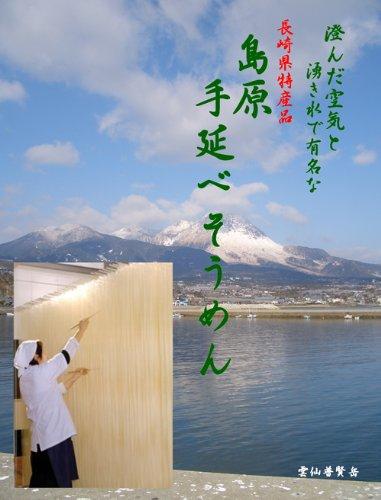 島原 手延べそうめん 【お徳用・ケース・箱売り】 9kg (50g×180束入り)