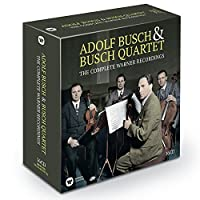 The Complete Warner Recordings (16CD) by Adolf Busch