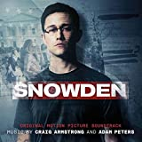 『スノーデン』(オリジナル・サウンドトラック)