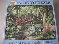 """ Dragonfly Garden "" 1000ピースパズル"