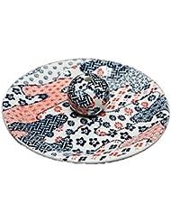 9-11 雲祥端 9cm香皿 お香立て お香たて 陶器 日本製 製造?直売品