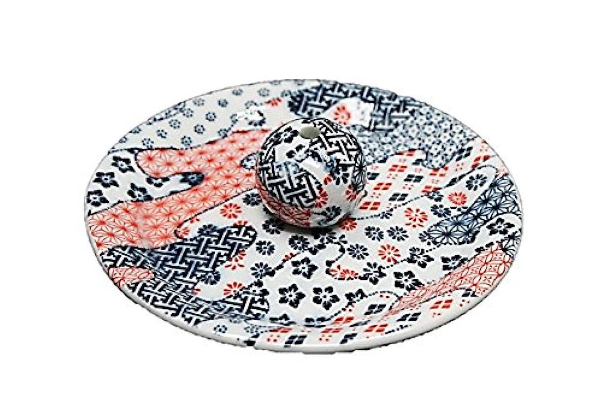 人道的アセンブリ利用可能9-11 雲祥端 9cm香皿 お香立て お香たて 陶器 日本製 製造?直売品