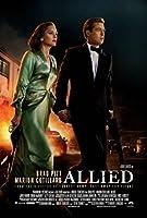 Allied映画ポスター18x 28インチ