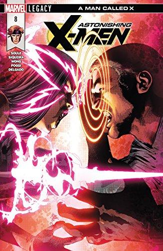 Download Astonishing X-Men (2017-2018) #8 (English Edition) B07841HYLS