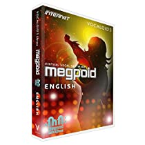 インターネット VOCALOID3 Megpoid English