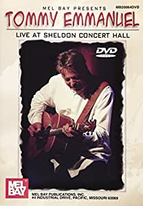 Live at Sheldon Concert Hall [DVD] [Import]