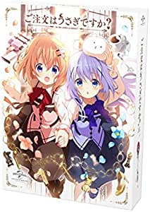 【Amazon.co.jp限定】 ご注文はうさぎですか?  Blu-ray BOX  (キャンバスアート)