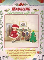 Madeline Doll Christmas Gift Set