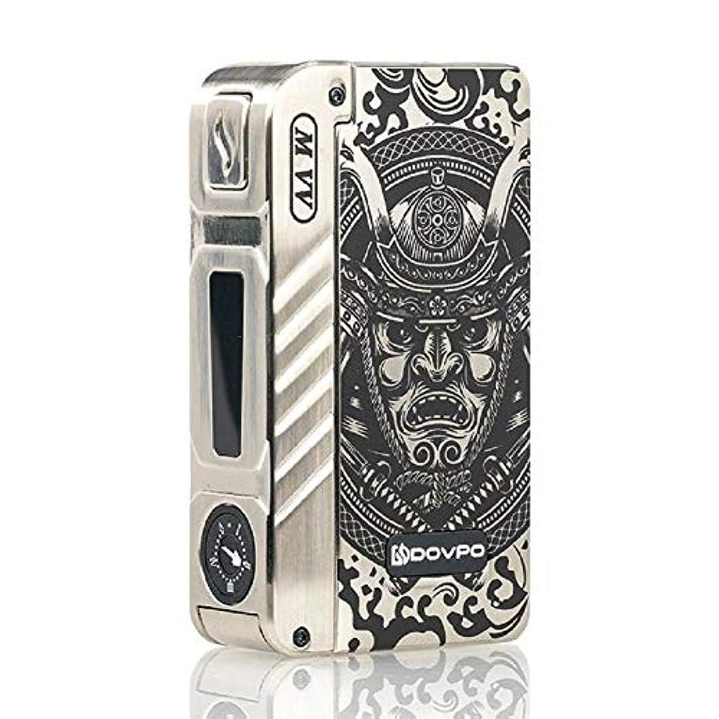 私の混乱した布正規品 Dovpo MVV 280W VV APV Box Mod ハイエンド 電子タバコ あいこす本体セット電子タバコ おしゃれ (Samurai)